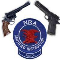 NRA Certified Instructor Pistol
