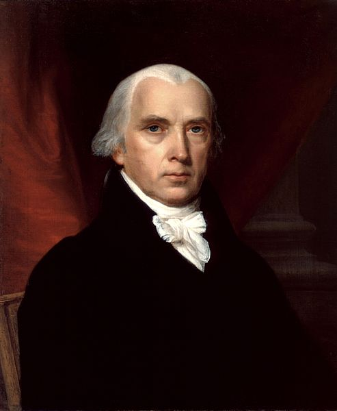 James Madison's Proposal for the new Constitution