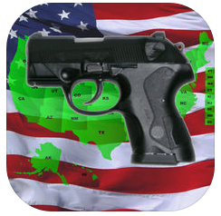 CCW – Concealed Carry 50 States. Workman Consulting LLC Books & Reference.