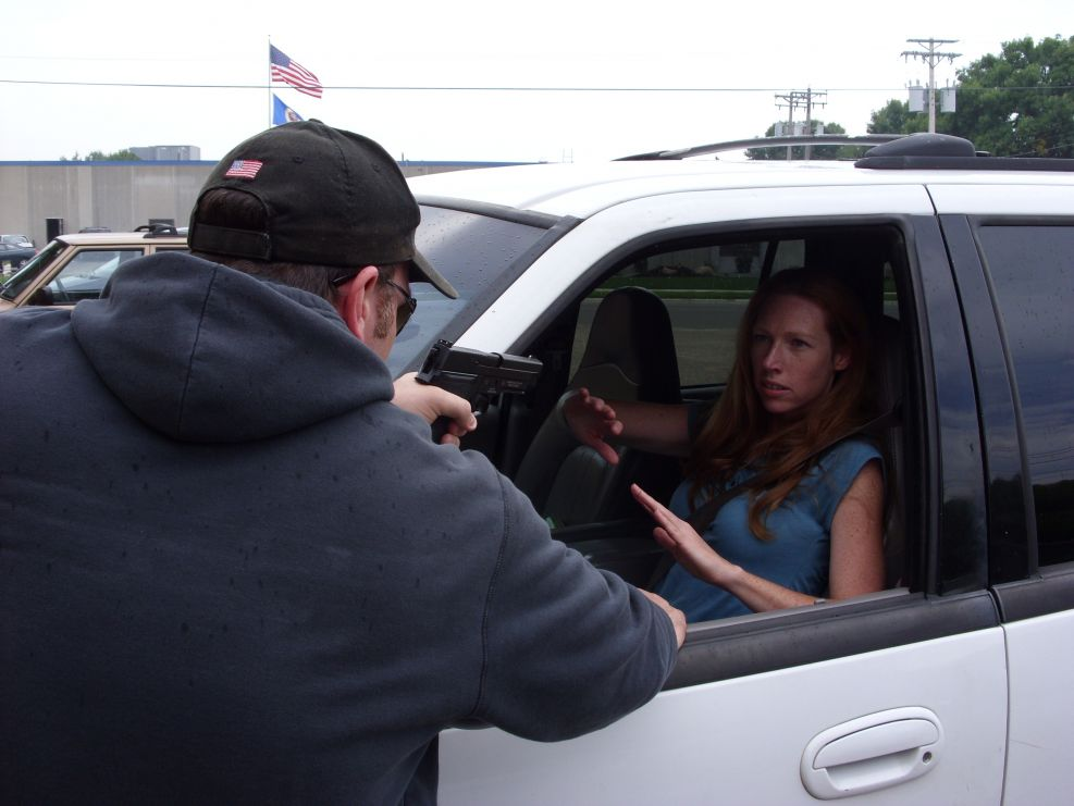 Tactics for Vehicle Self Defense